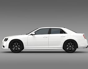 Chrysler 300 SRT8 2012 3D