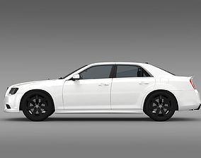 Chrysler 300 SRT8 2012 3D