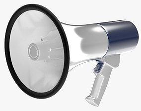 3D Bullhorn