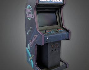 Arcade Cabinet 03 - RAC - PBR Game Ready 3D asset