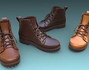 3D asset boot 10