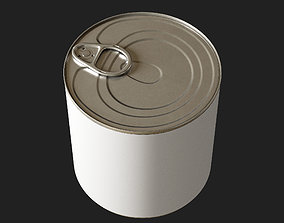 other 3D model Canned Food
