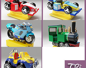3D KIDDY RIDE PACK