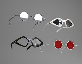 eye Sunglasses 3D
