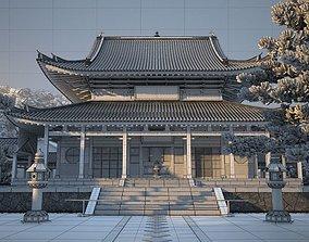 3D Asian House