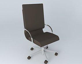 3D model President chair