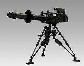 E-WEB heavy repeating Blaster - Star Wars 3D print model