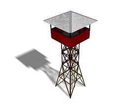Military Tower 3D