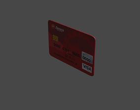 Zanaco ATM Card 3D print model