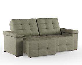 Sofa Componivel Edge 3D model