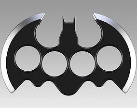 Brass knuckles batman 3D model