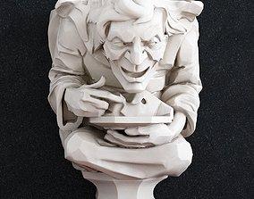 3D print model Gargoyle 1