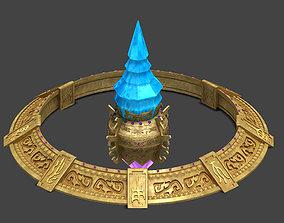 3D Twilight Circle - Magic Halo