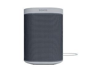 3D model Sonos Play 1