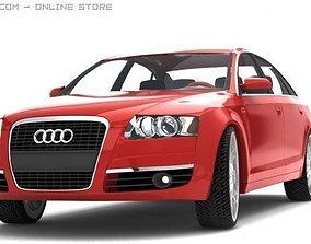 Audi A6 3D