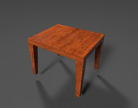 3D asset Small end Table UE4 ready