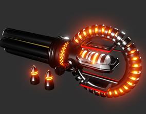 3D Modular Shotgun