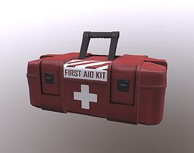 Medical Box 3D model