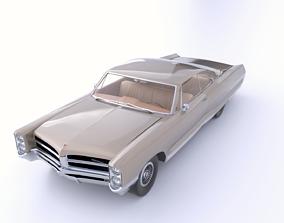 Pontiac Bonneville 1966 3D