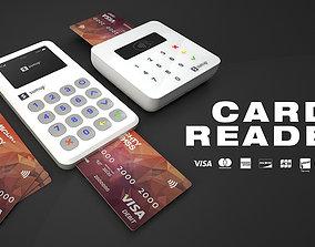 SumUp Card Reader Bundle - Air and 3G 3D asset
