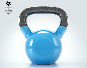 3D model Kettlebell Training Equipment