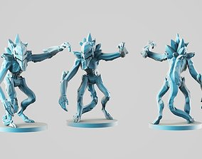 3D print model Demon ice