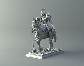 diy Warrior on horse - kit for 3D printing