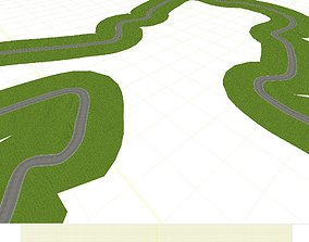 track 3D architectural