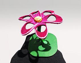 3D print model Flower Pen Holder