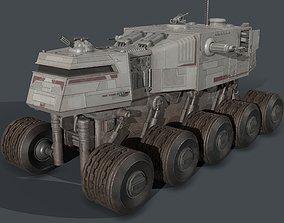 Star Wars - Juggernaut HAVw 3D asset