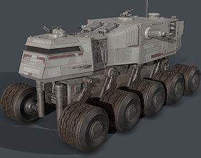 3D asset Star Wars - Juggernaut HAVw
