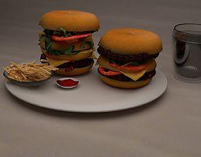 Burger 3D