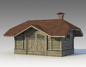 construction Building 04 3D