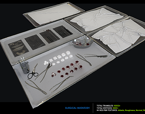 3D asset Surgical Inventory