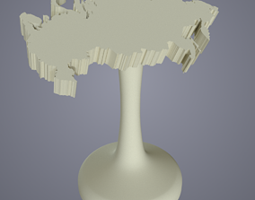 3D print model Little Russia