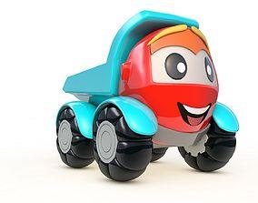 Lorry Toys Cartoon 3D model