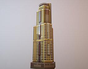 3D model MSK Building 20