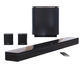 3D Bose Audio System