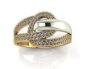 3D print model ring ston 90