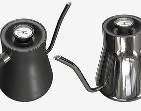 3D asset Tea Coffee Drip Kettle - 003