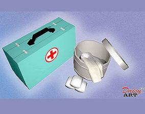 Medical Pack 3D model