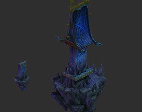 Magic territory - small house 3D