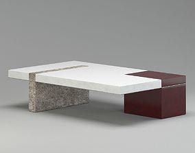 3D Van Der Straeten Coffee Table