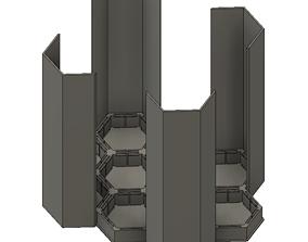 Citadel Paint Pot Holder and Storage 3D print model