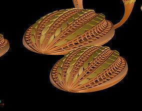 3D print model Gold Services