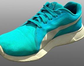 Sneaker 3D model low poly VR / AR ready