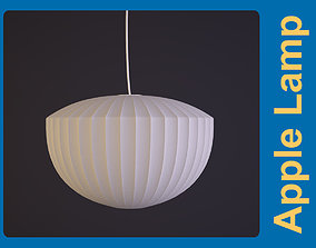 3D model George Nelson - Apple Lamp
