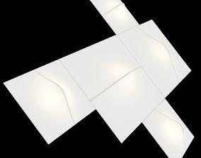 Axo Light NELLY STRAIGHT 3D model