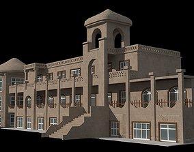 house Castle Mansion House 3D model