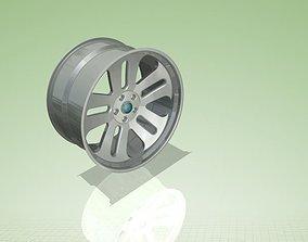 Rim design 3D model